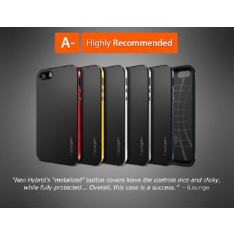 Spigen Neo Hybrid case for iPhone 5,5s