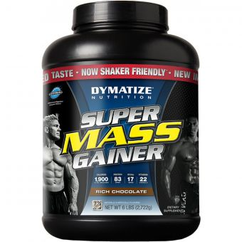 Super Mass Gainer 6 Lbs
