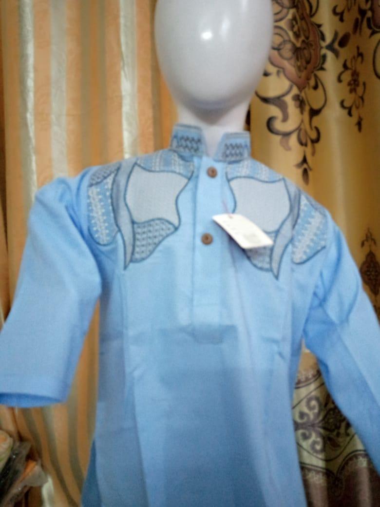 Embroidered Shalwar Kameez for Boys_5