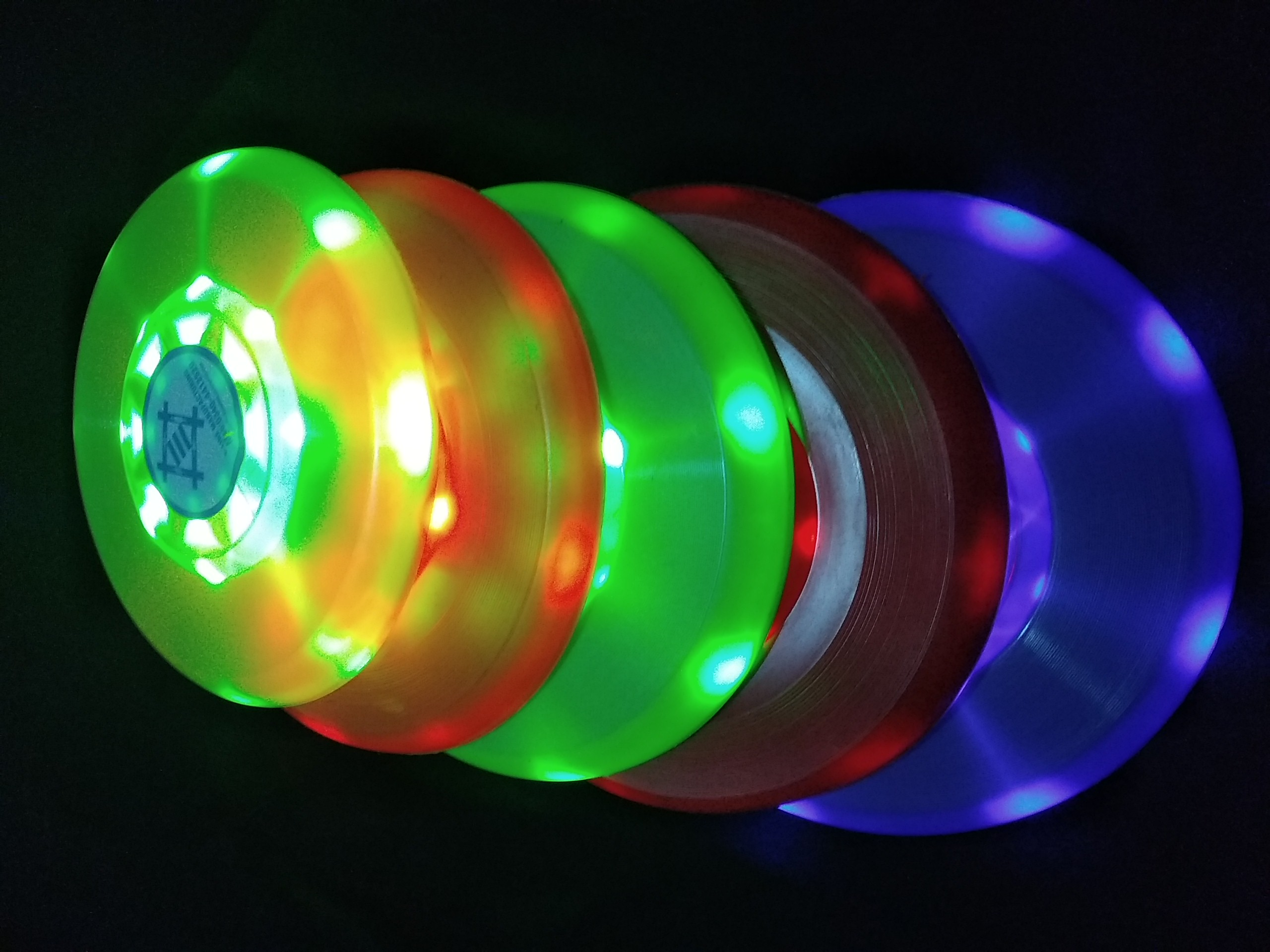 LED Frisbee 8.5 inches