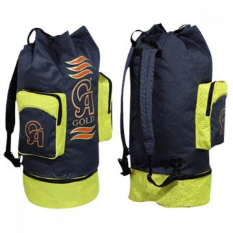 CA Sports Duffle Gold Kit Bag