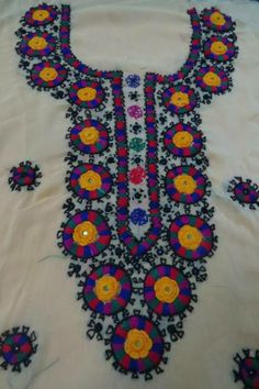 Hand Embroided Shirts