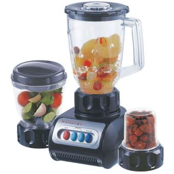 Westpoint Wf-9491 Blender Dry & Chopper Mill (3 In 1)