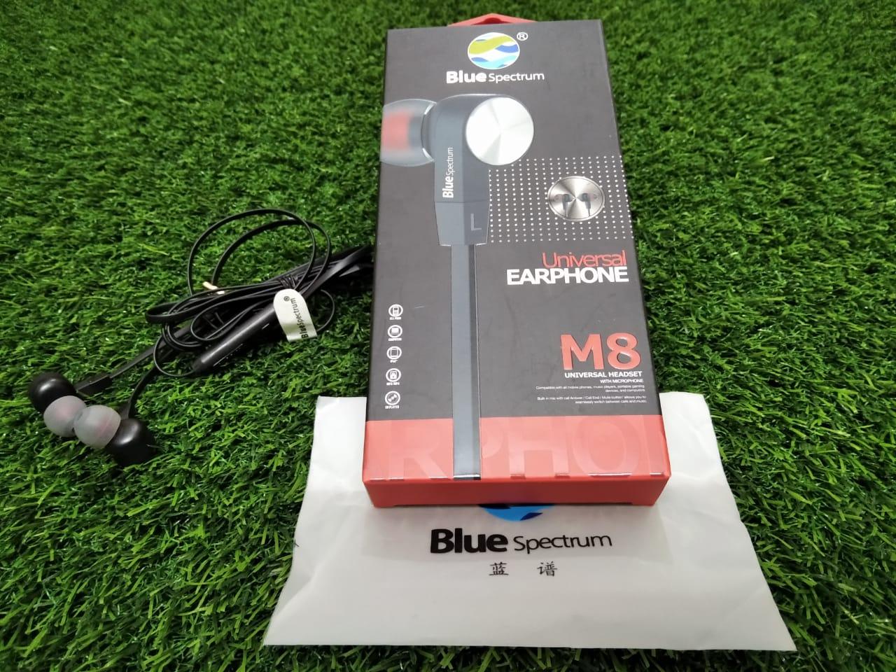 Blue Spectrum Stereo Hand Free M8