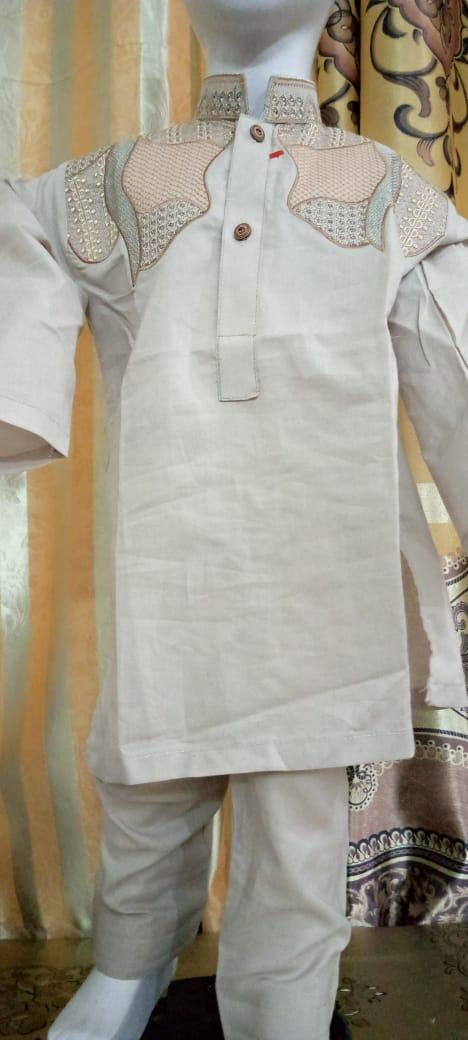 Embroidered Shalwar Kameez for Boys_4