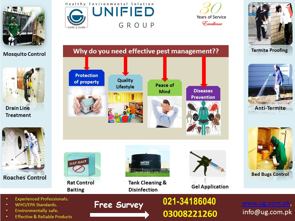 Effective Fumigation, Termite Proofing, Tank Cleaning, Seepage Control, Heat Insulation Services_6