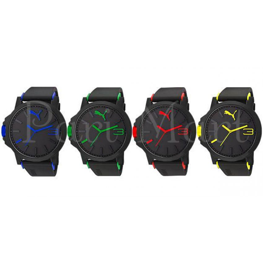 Pack Of 2 Puma UltraSize Watches