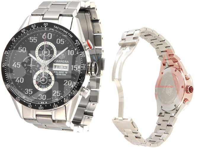 Tag Heuer 16 Mens Watch