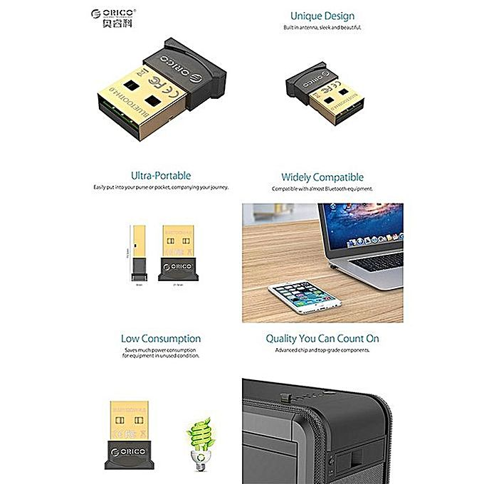 Mini Bluetooth Usb 4.0 With CD_1