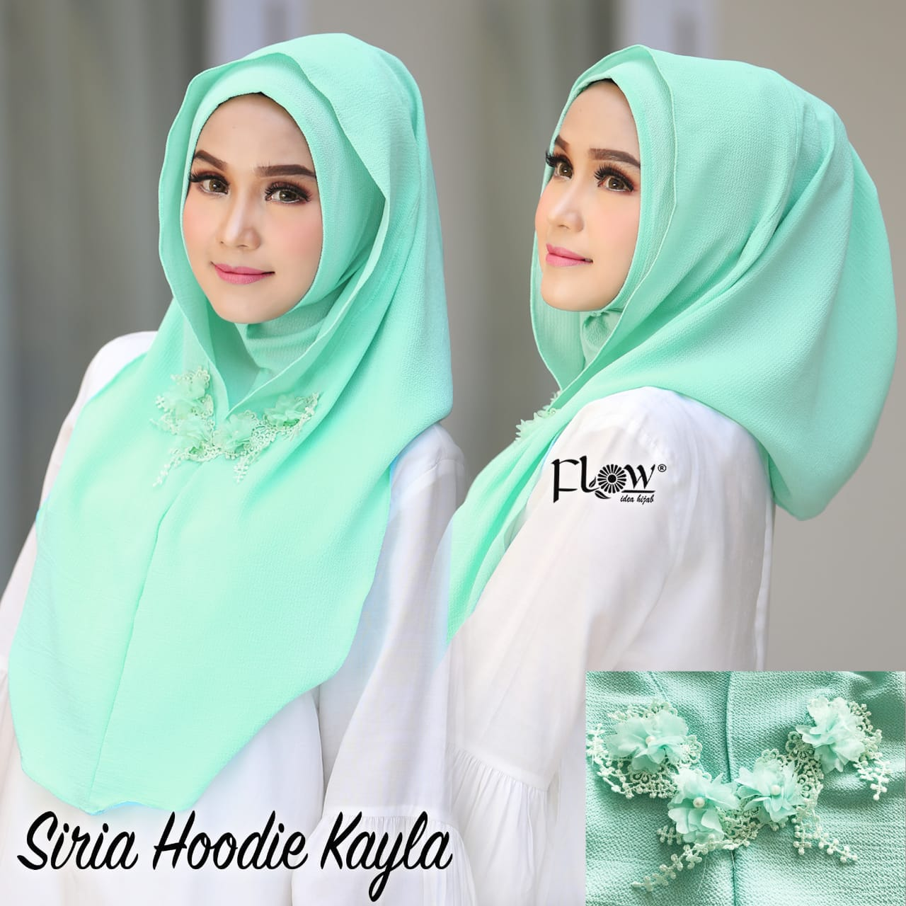 Instant Hoodie Hijab