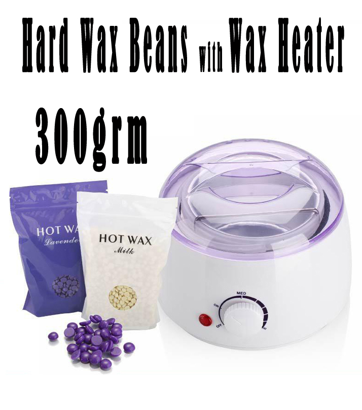Wax Beans with Wax Heater