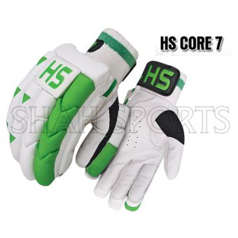 Cricket Batting Gloves - Hs Core 7