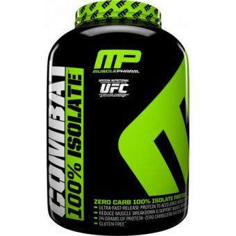Muscle Pharm Combat 100% Isolate 5lbs
