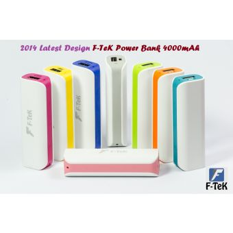 F-TeK Power Bank 4000mAh