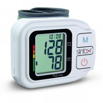 Sinbo Digital Wrist BP Monitor SBP-4604