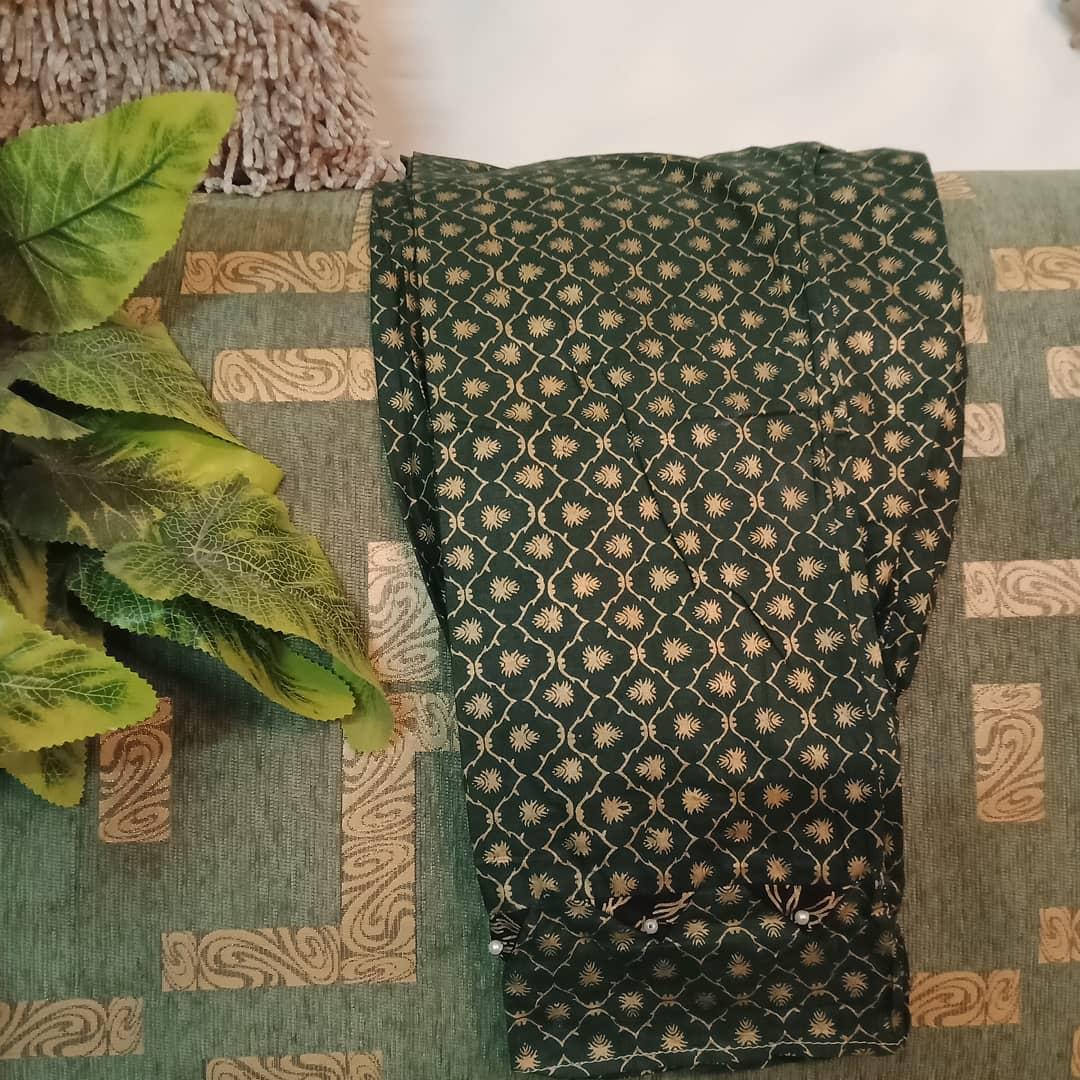 Gorgeous Green - Festive Pret Wear