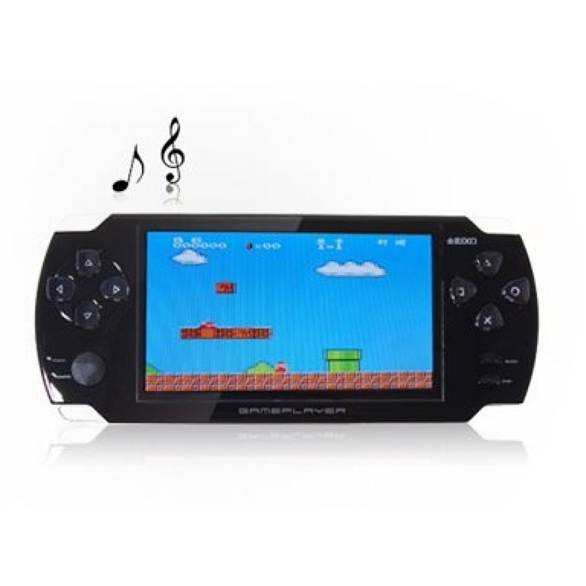 JXD V1000 4.3 Inch Tft Lcd Mp3/Mp4 Media Games Player
