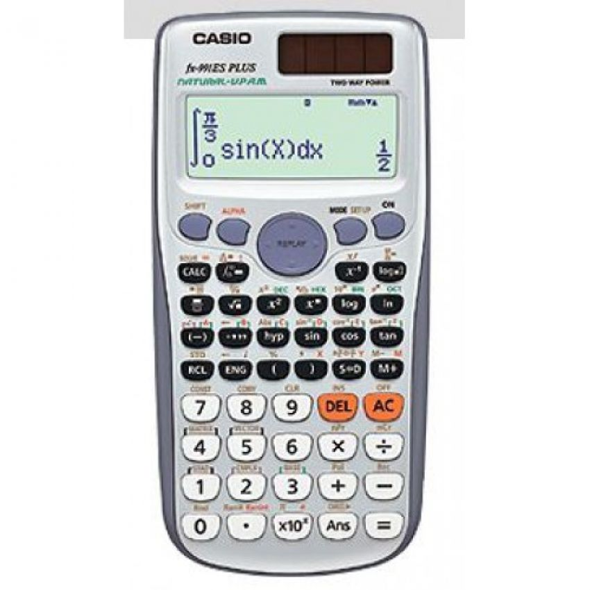 New Casio Scientific Calculator FX-991ES