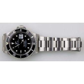 Rolex Submarine Oxyster Crown Series_1