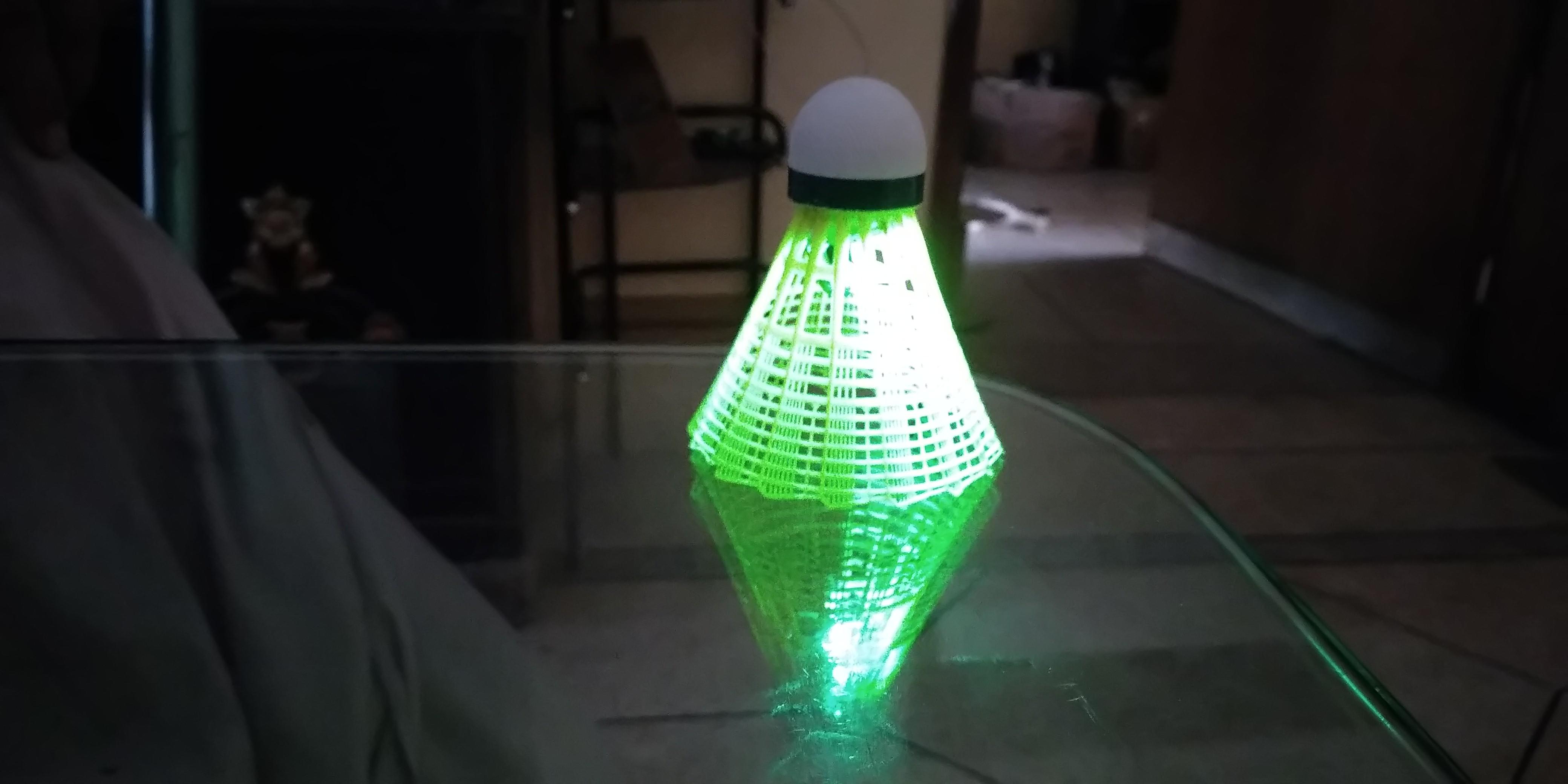 LED Badminton Shuttle_1