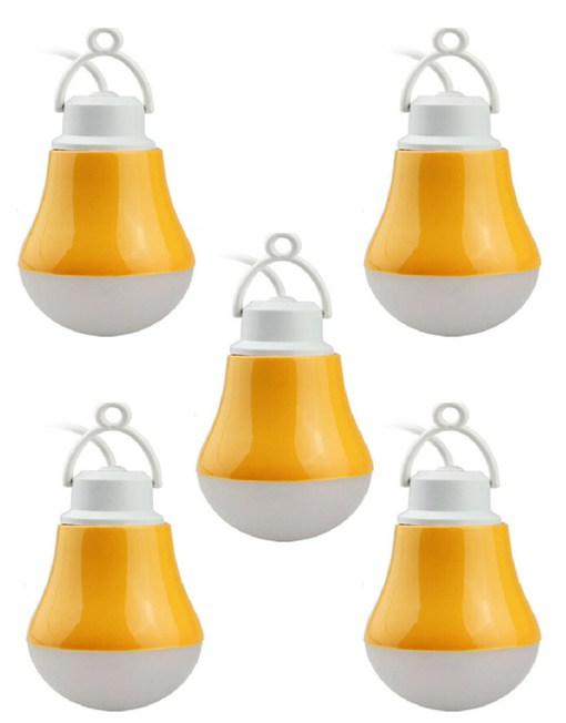 Pack of 5 Portable Light