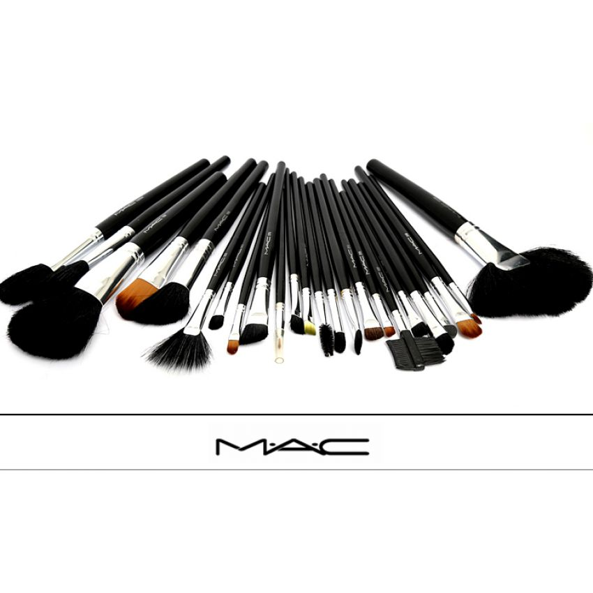 Pack of 24 Mac Brushes