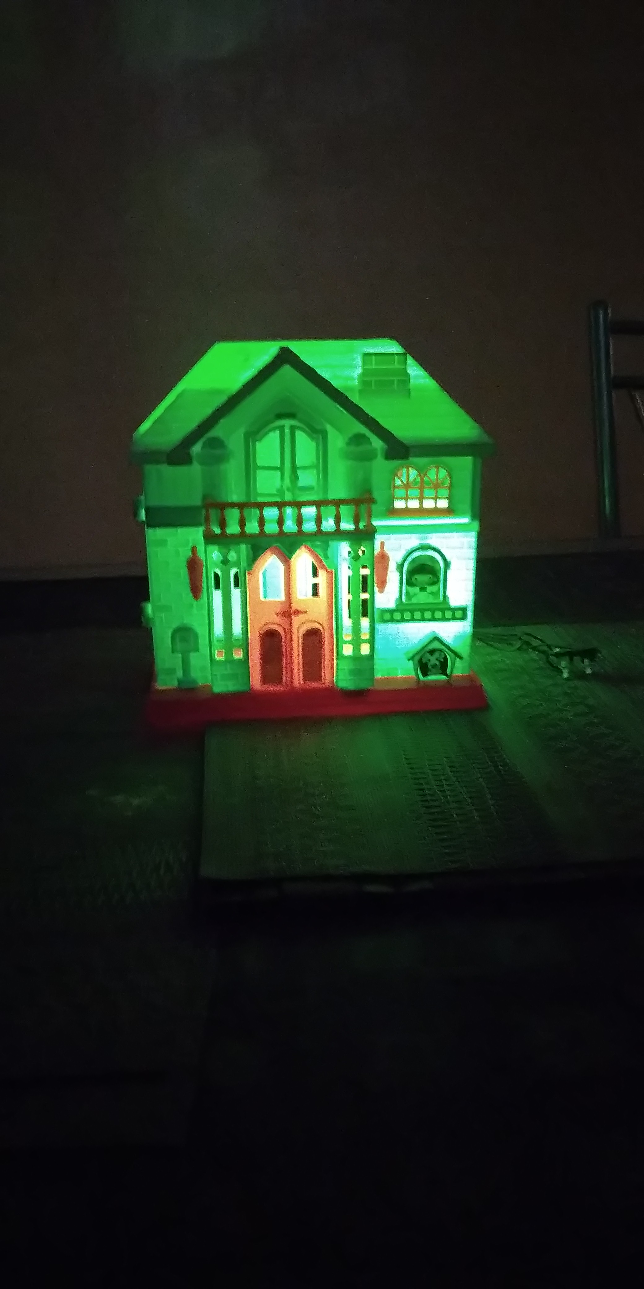 LED Doll House_2