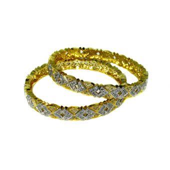 Pack of 2 Women's Fancy Bracelets