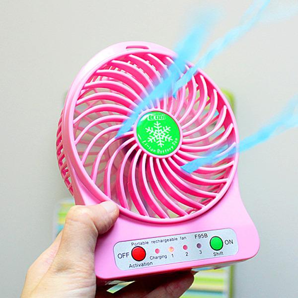 Mini Portable Fan_2