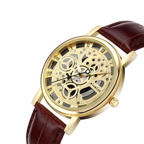 Xinslon Skeleton Watch By AlphaTronix
