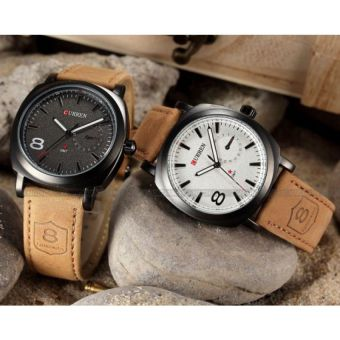 Pack of 2 Curren Military Watch