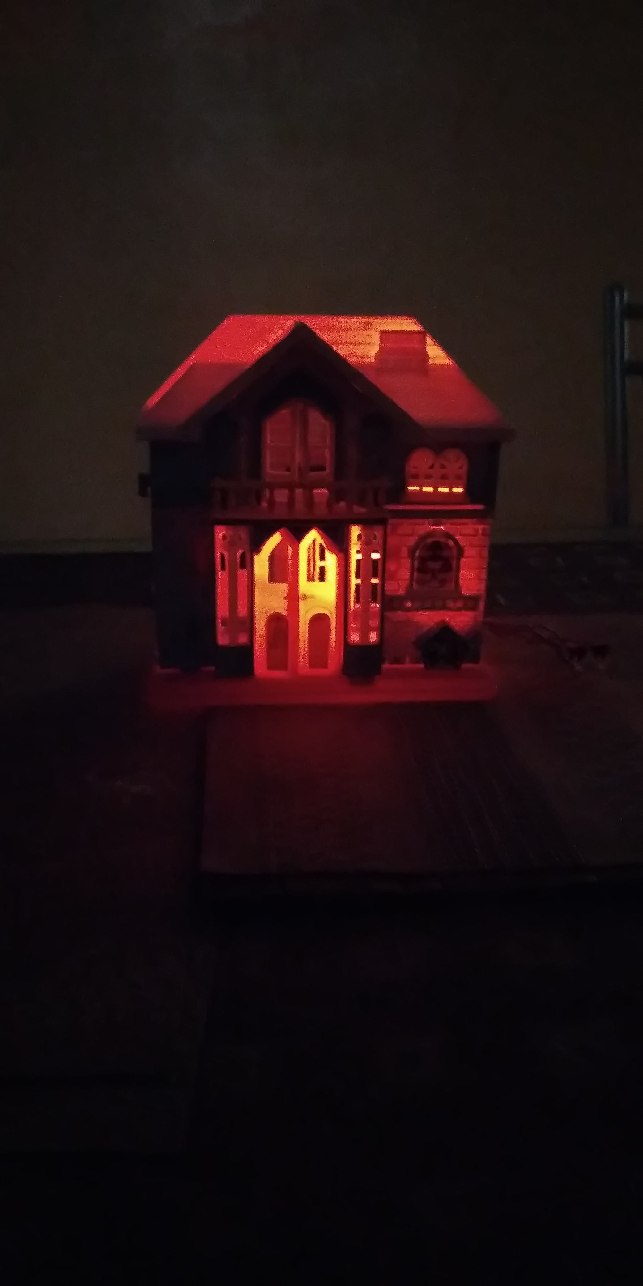 LED Doll House_1