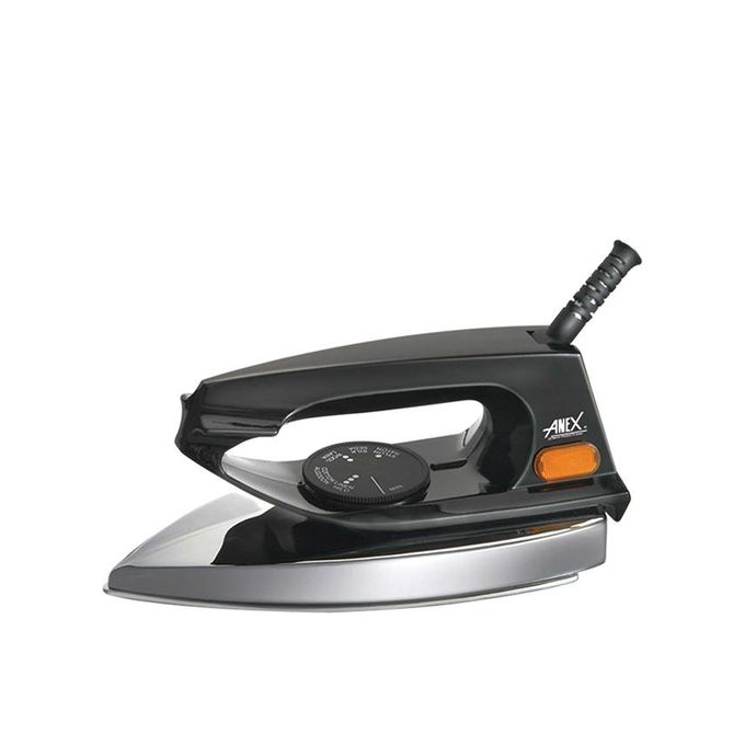 ANEX DRY IRON - BLACK