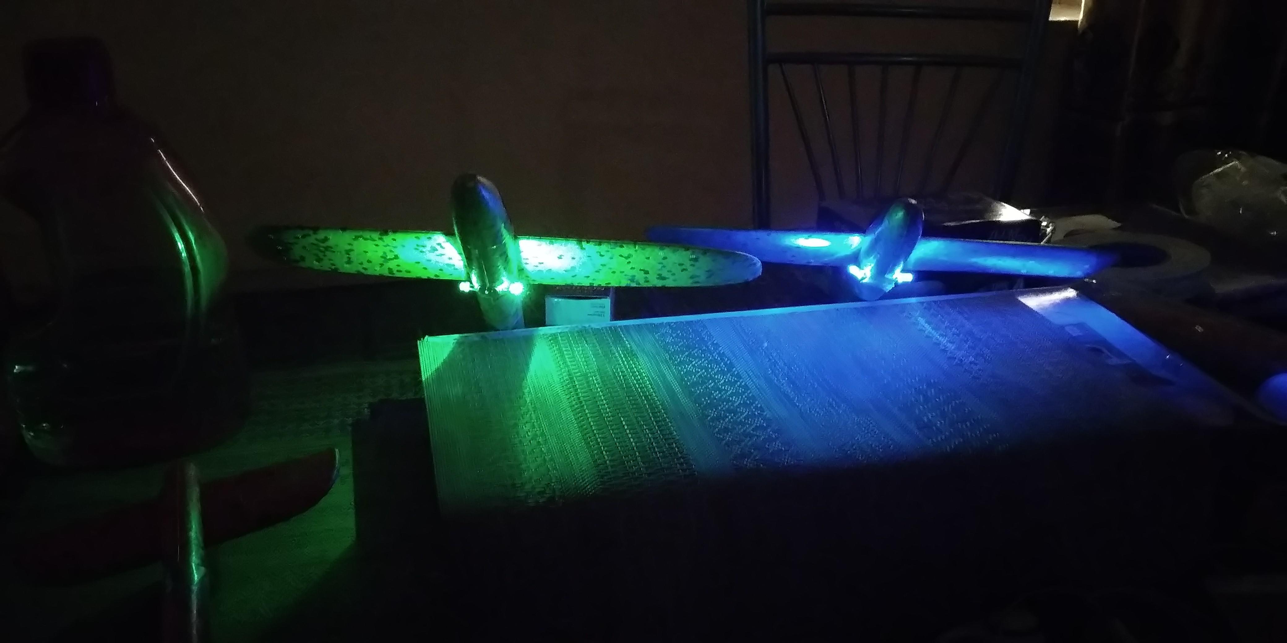 LED Hand throw Glider_2