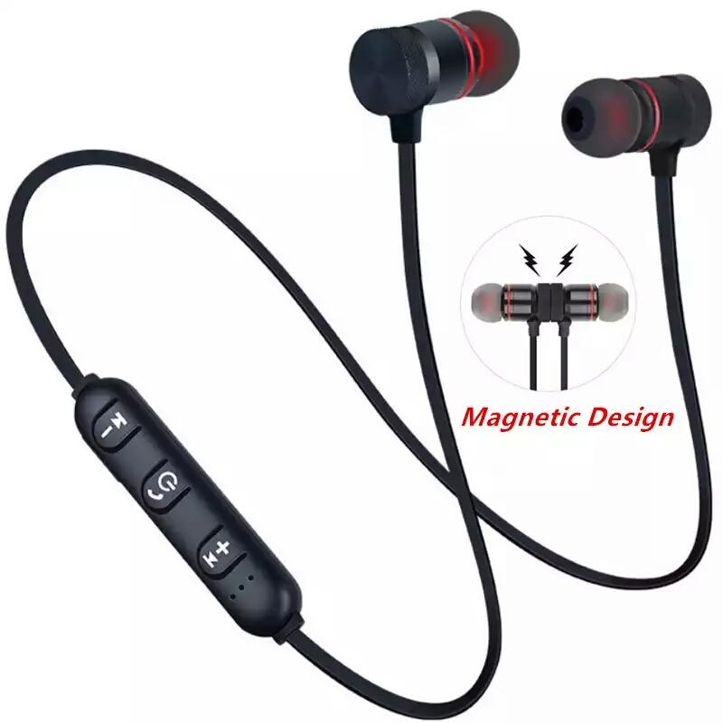 Sports Magnetic Bluetooth Earphones