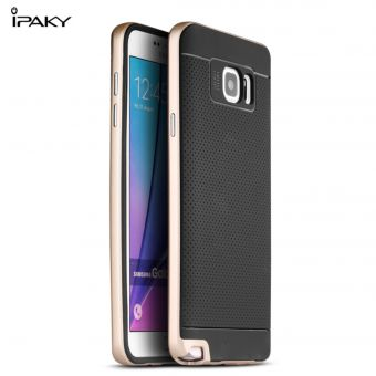 Samsung Galaxy Note 5 - iPaky Silicon Dual Layer Hybrid Case