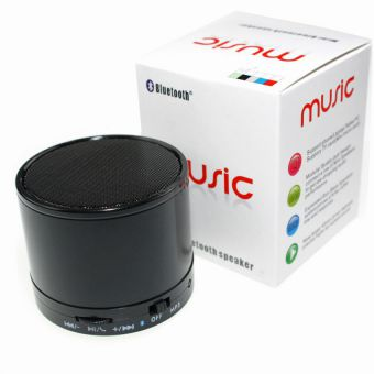 Mini Bluetooth Stereo Speaker In Stock
