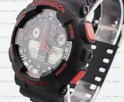 Casio G-Shock World Time Sports Watch