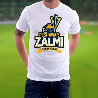 Peshawar Zalmi Pakistan Super League T-Shirt