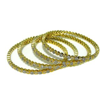 Pack of Fancy Bangles for Her