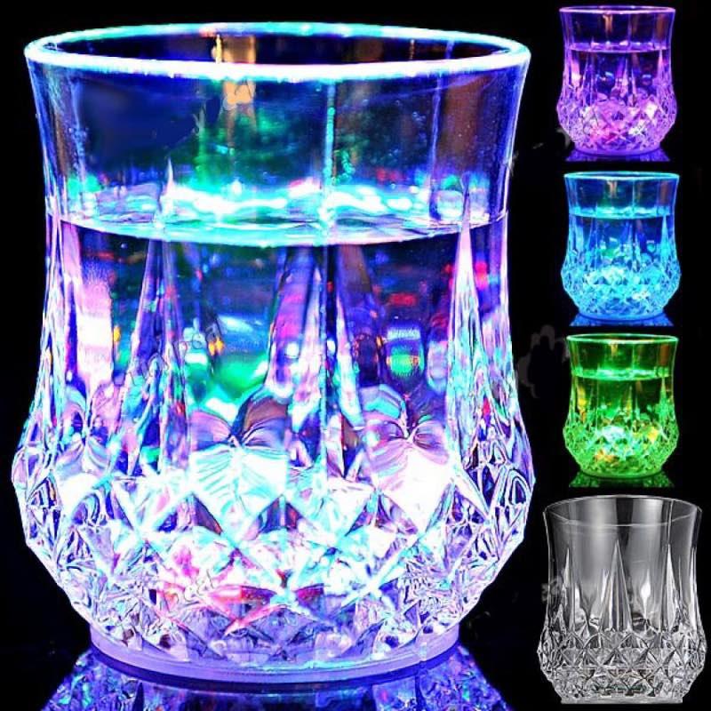 MAGIC INDUCTIVE RAINBOW LED GLASS