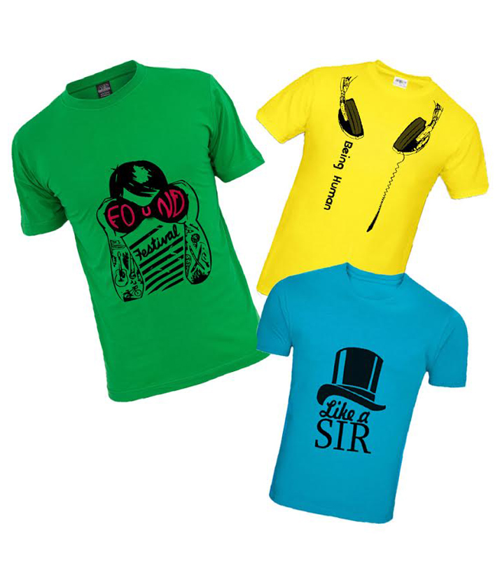 Pack of Printed 3 T-Shirts