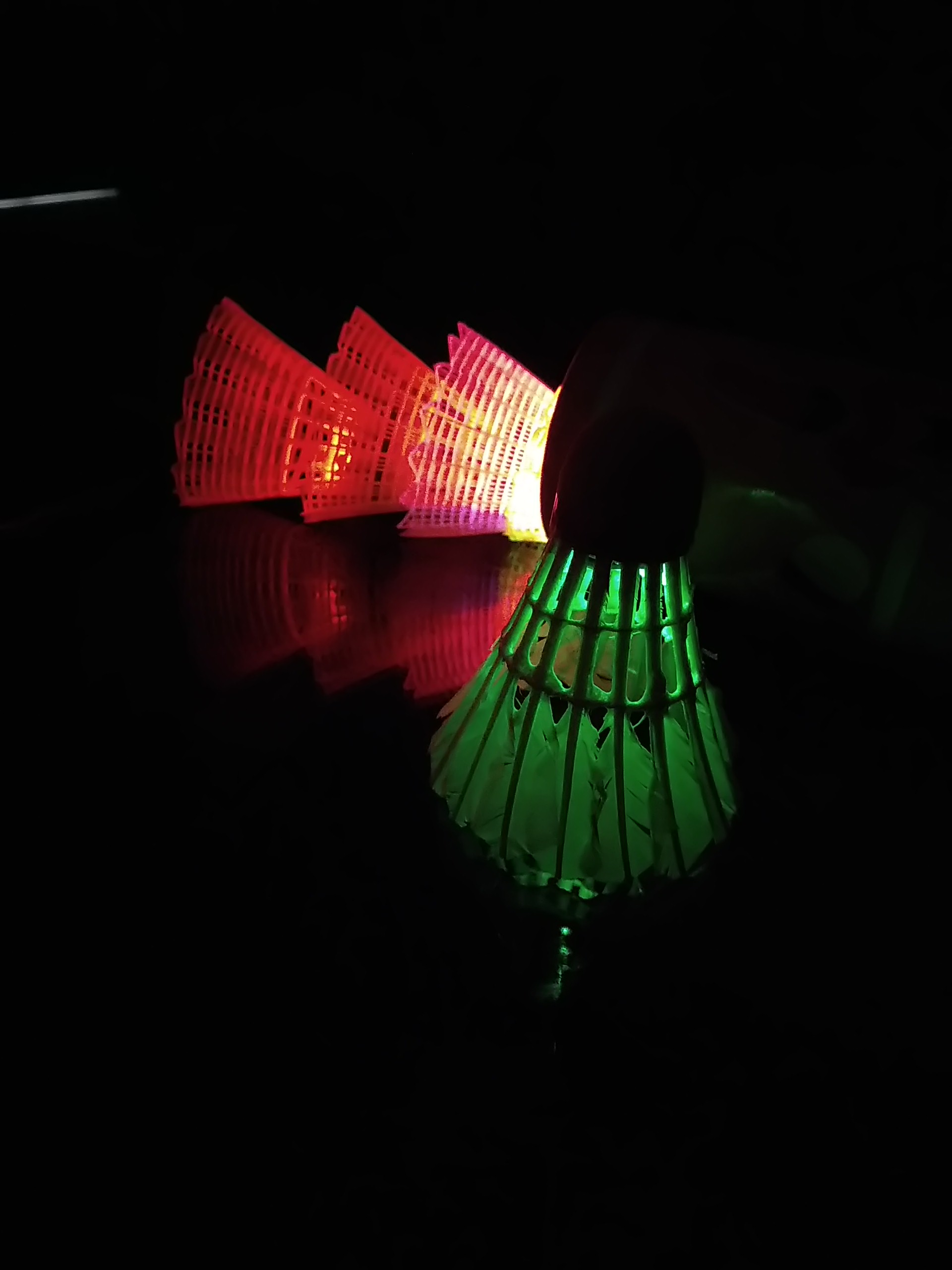 LED Badminton Shuttle