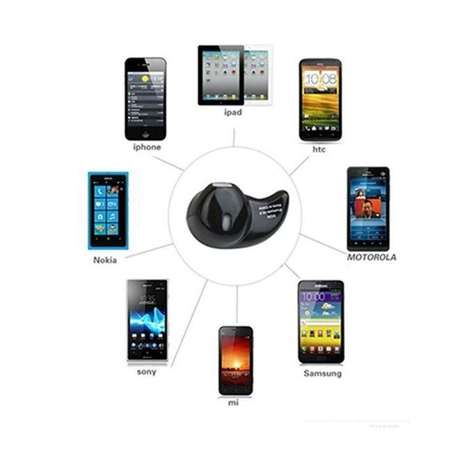 Mini Wireless Bluetooth 4.0 Stereo - 380 Earbud_1