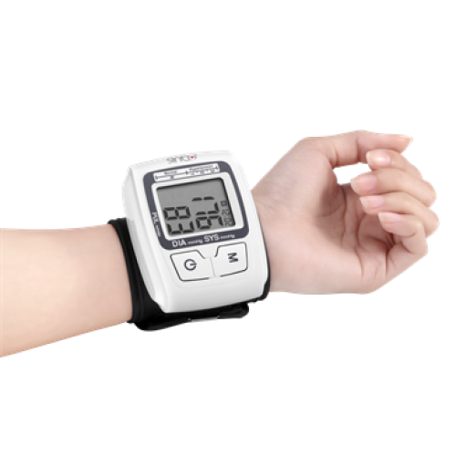 SINBO Digital Wrist Blood Pressure Monitor (SBP-4608)