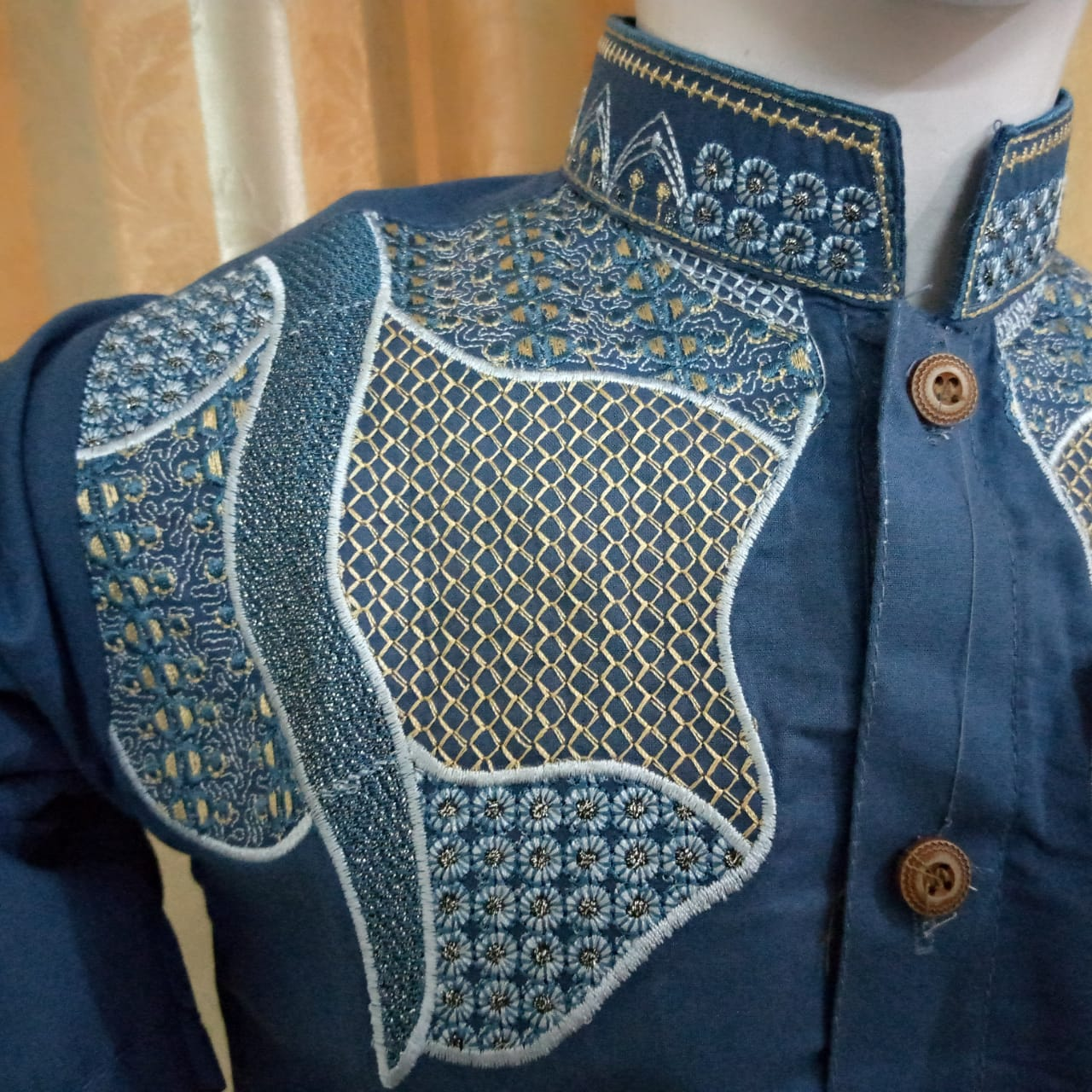 Embroidered Shalwar Kameez for Boys_6
