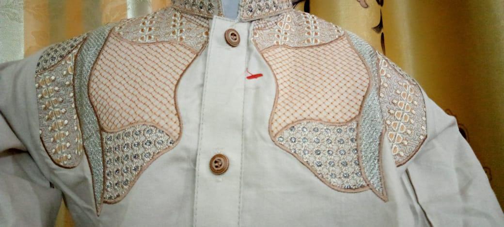 Embroidered Shalwar Kameez for Boys_3