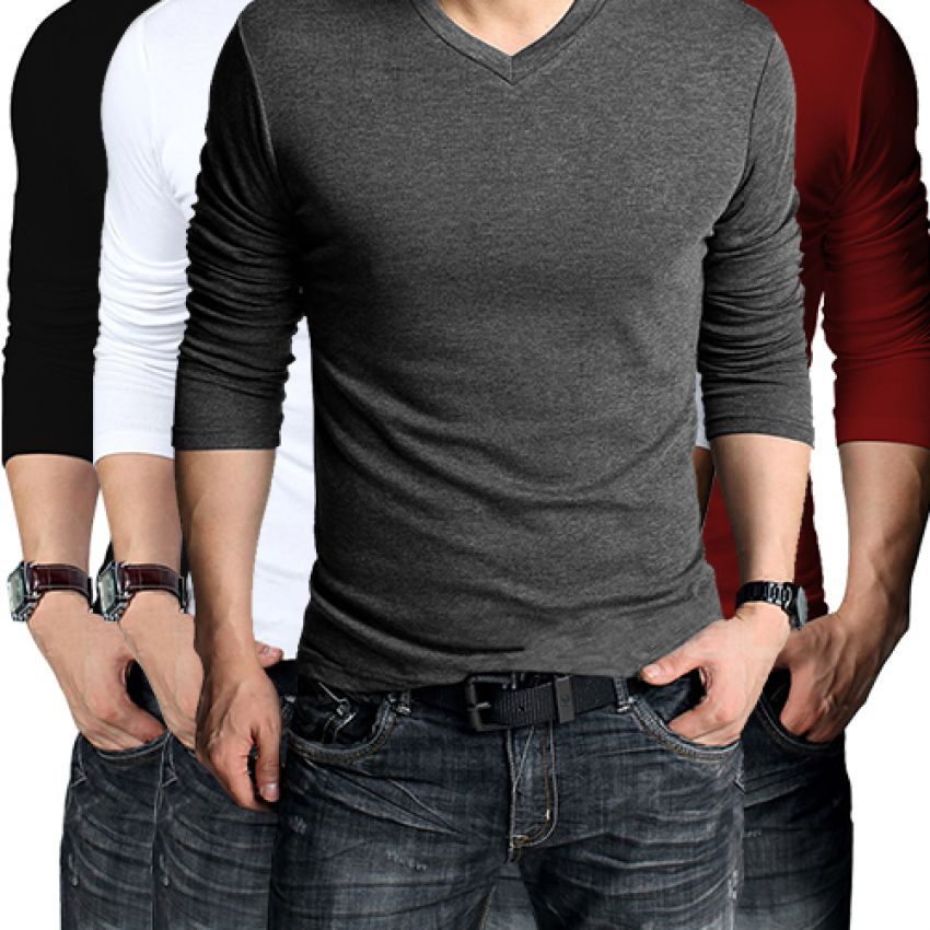 4 Pack of T-shirts