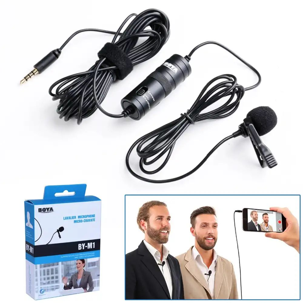 Boya BYM1 Professional MicroPhone