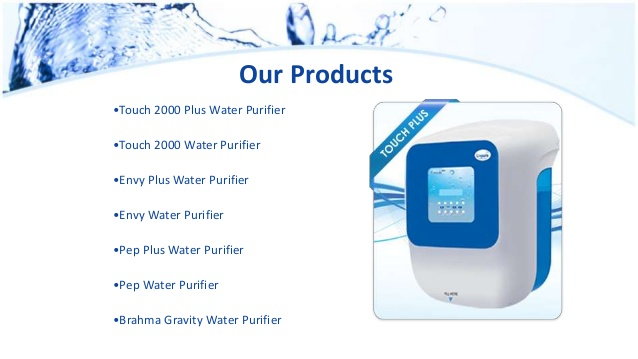 Livpure RO Water Purifier